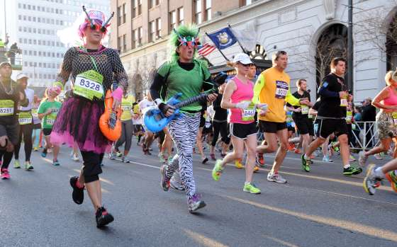 New Orleans Rock 'n' Roll Marathon