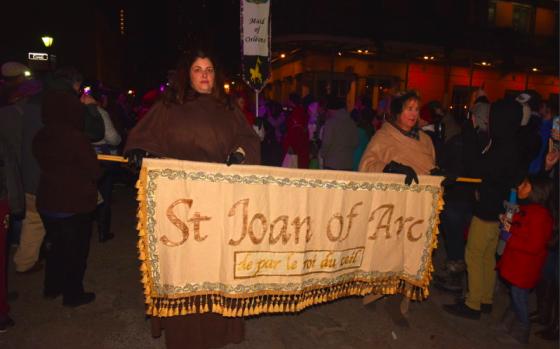 Krewe de Joan d'Arc