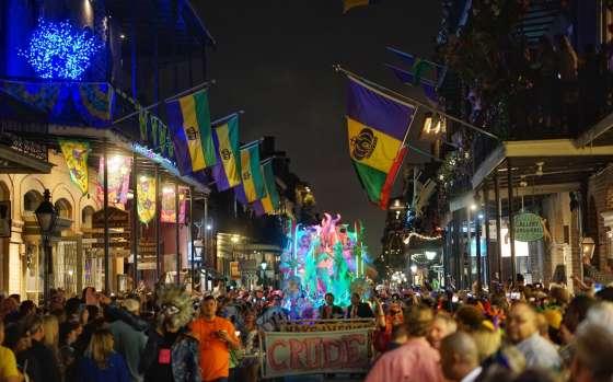 Krewe du Vieux Parade