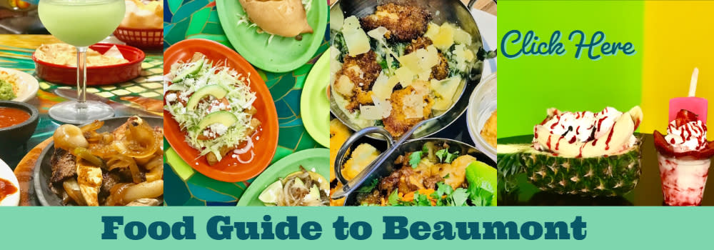 Food Guide to Beaumont #EATBMT