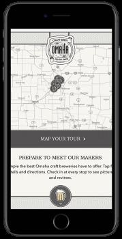 omahacraftbrew.com web app