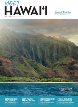 Meet Hawaii Oceania 2017