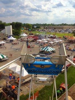 The St. Susanna Summer Festival is Thursday through Saturday in Plainfield.