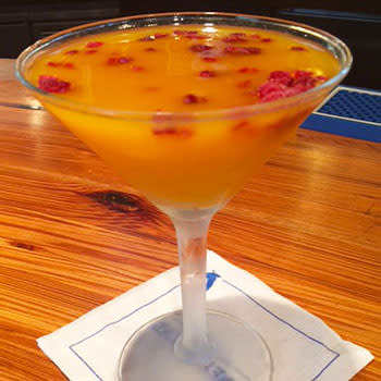 Mango Martini at Martini 494