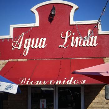 Agua Linda outside