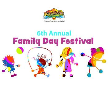 Family Day City of Kamloops