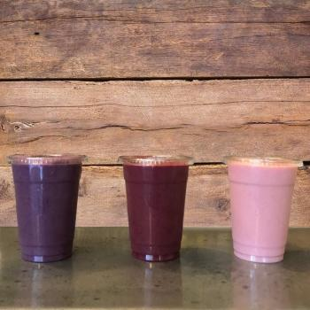 Nourish your body with a smoothie or fresh juice at Blended Juice and Smoothie Bar in Danville. (Photo courtesy of Blended Facebook page)