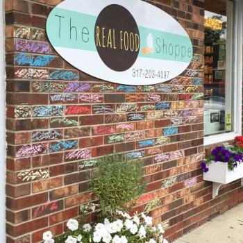the real food shoppe, health food, supplements
