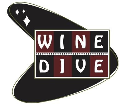 Wine Dive in Wichita Logo
