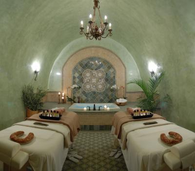 Spa Terra at The Meritage Resort in Napa Valley
