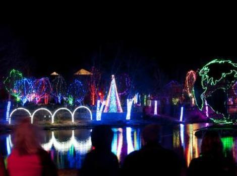 Wildlights at Columbus Zoo and Aquarium