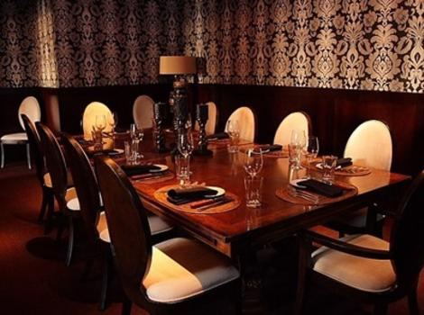 Hyde Park Prime Steakhouse Downtown Dining Room Eleven