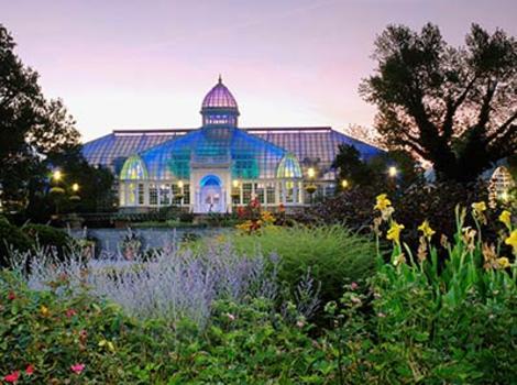 franklin park conservatory and botanical gardens - Columbus Botanical Garden