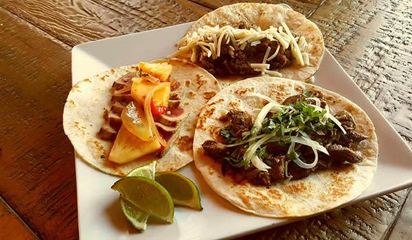 Region Ale Brisket Tacos