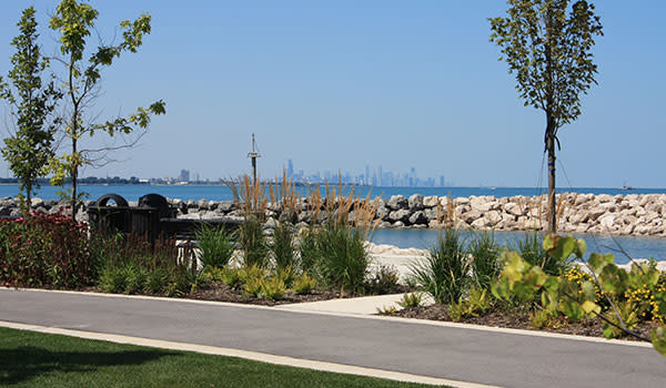 Whiting Lakefront Park