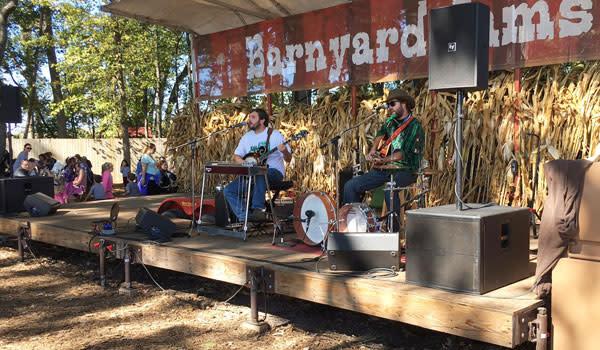 Barnyard Jams County Line Orchard