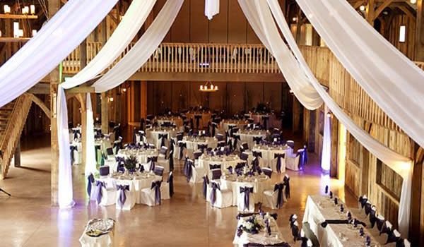 Weddings at County Line Orchard