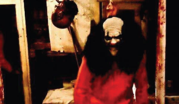 Criminally Insane Haunted House Crown Point