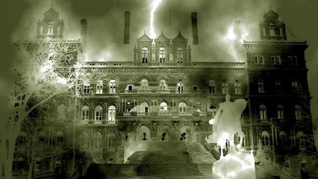 Capitol Hauntings Tours