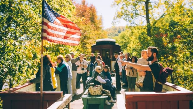 Catskill Mountain Railroad; Photograph: Beautiful Destinations