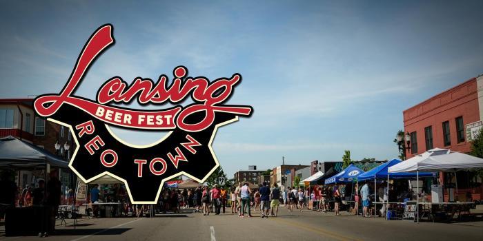 Lansing Beer Fest REO Town