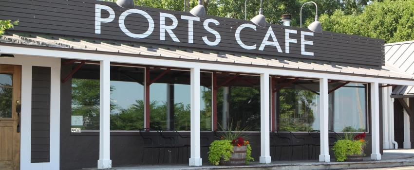 Ports Café Geneva