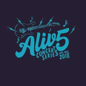 Alive at Five logo NEW