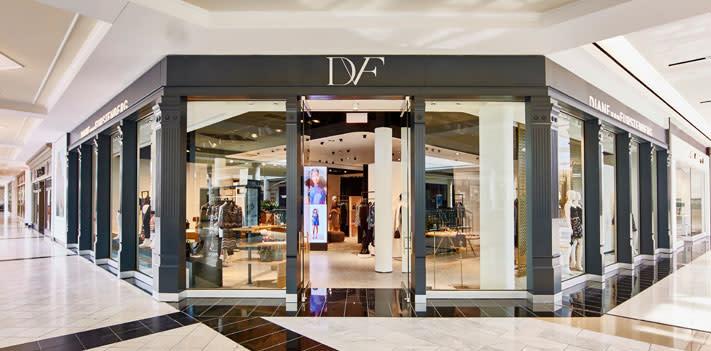 Diane von Furstenberg King of Prussia Mall