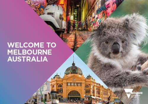 Hosier Lane, Koala, Flinders Street Station