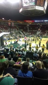 Hoopin' It Up with the Seattle Storm WNBA Champions at Key Arena