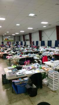 Indiana Paper Arts Gathering, scrapbooking, card crafting, Creek Bank Creations