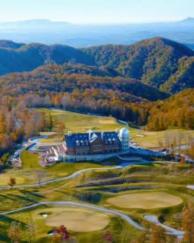 Primland Mountains - Resorts