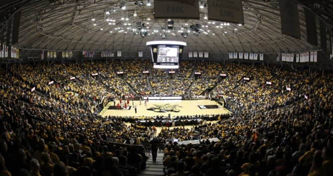 Blog Size Wichita State Shockers - WSU Basketball - Charles Koch Arena