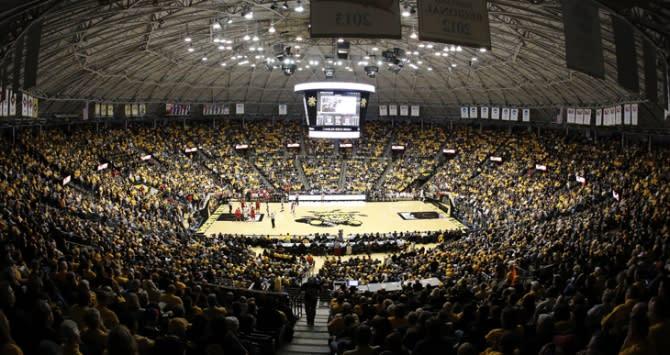 Blog Size Wichita State Shockers - WSU Basketball - Charles Koch Arena