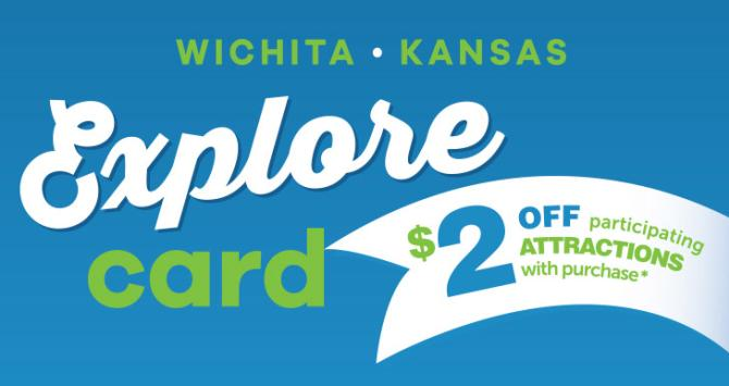 Explore Card - Visit Wichita