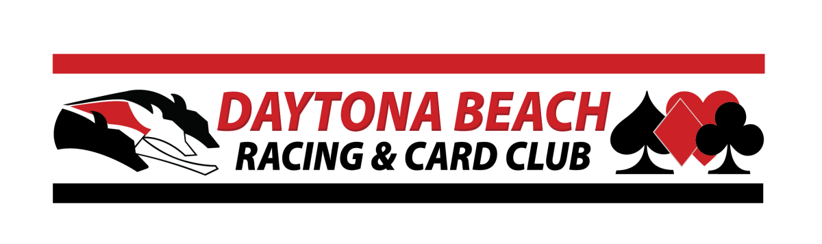 Daytona Racing & Card Club Logo