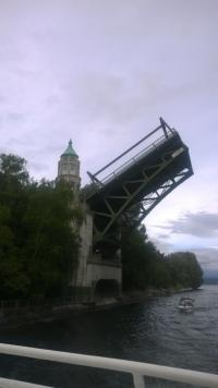 Romantic Date Night with Waterways Cruises in Seattle on Lake Washington