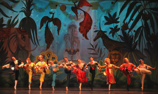 Moscow Ballet Land of Peace and Harmony