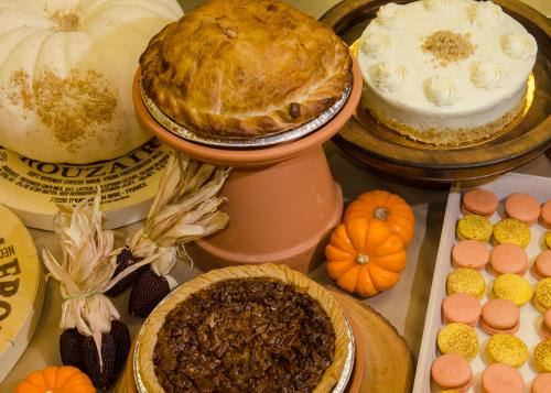 Alons Thanksgiving Desserts