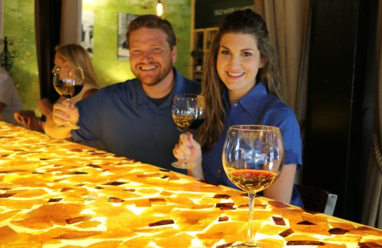 Grapevine's Urban Wine Trail