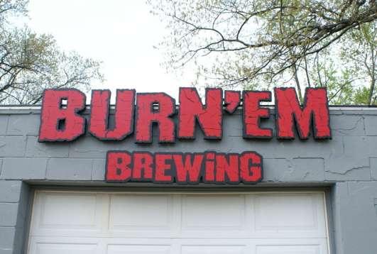 Burn 'Em Brewing