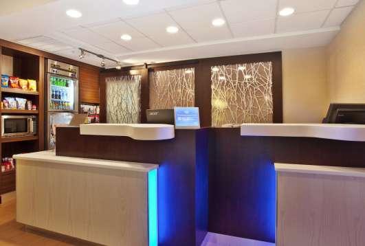 Fairfield Inn & Suites Chicago SE/Hammond