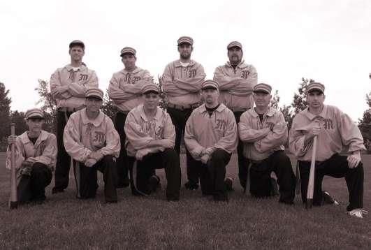 Munster Centennials Baseball