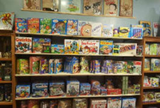 Toys in the Attic - Hobart