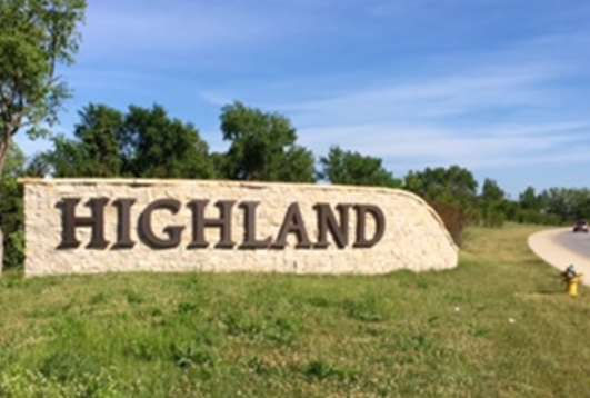 Town of Highland Redevelopment Commission