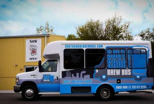 South Shore Brew Bus