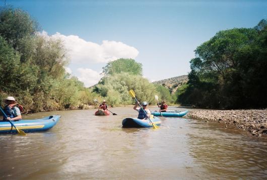 Gila River Festival