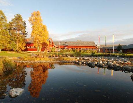 Svanhovd in the Pasvik Valley