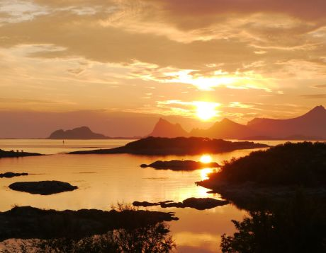 THE GREAT GATSBY OF NORTHERN NORWAY