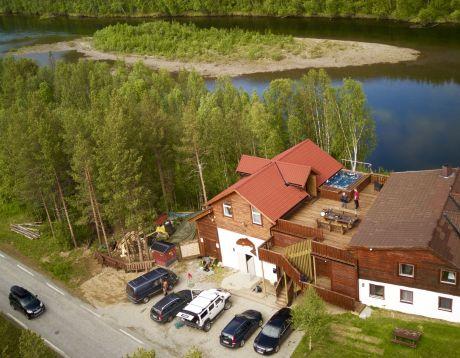 Reisastua Lodge